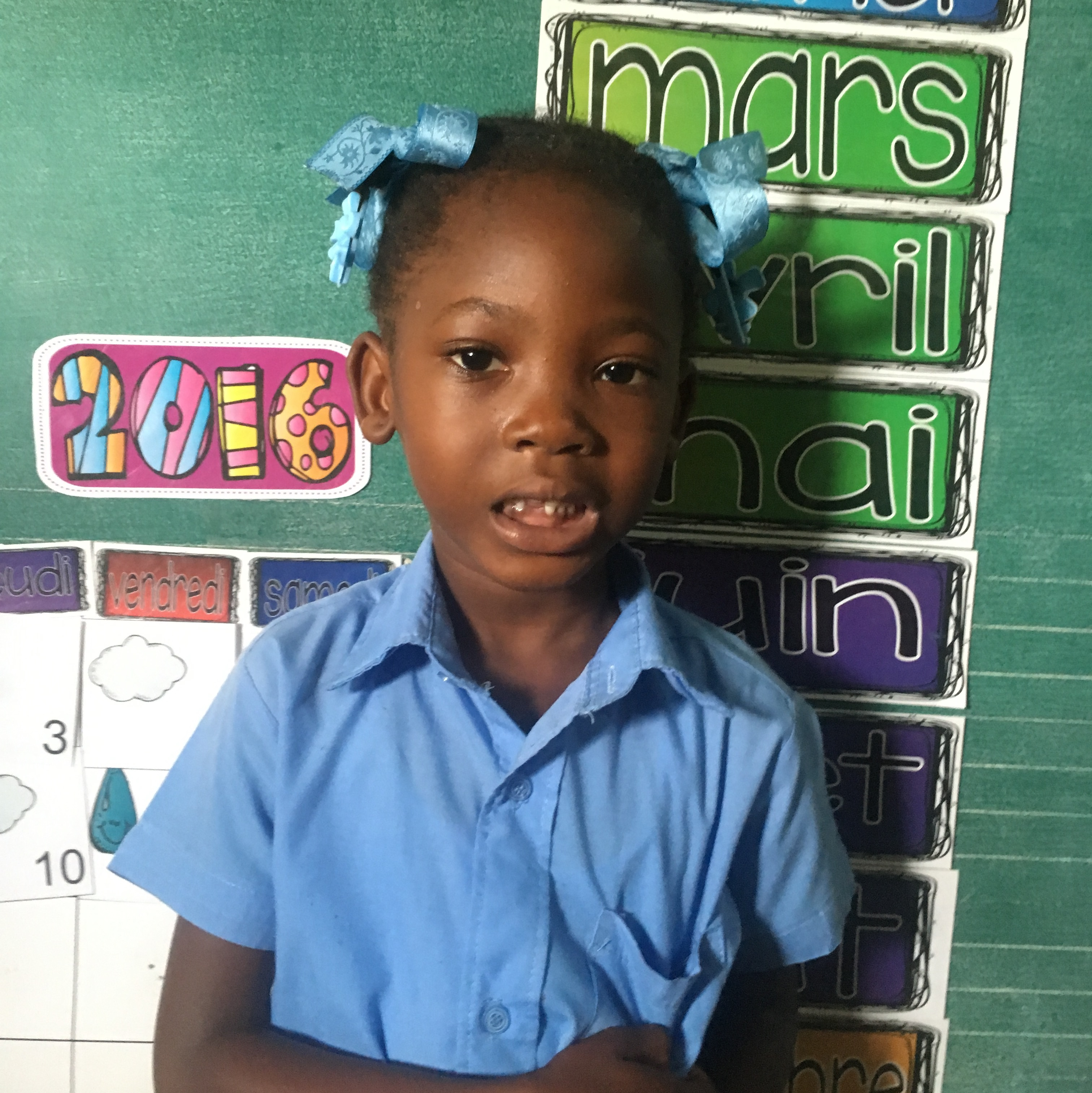 Haiti Kids Alive School