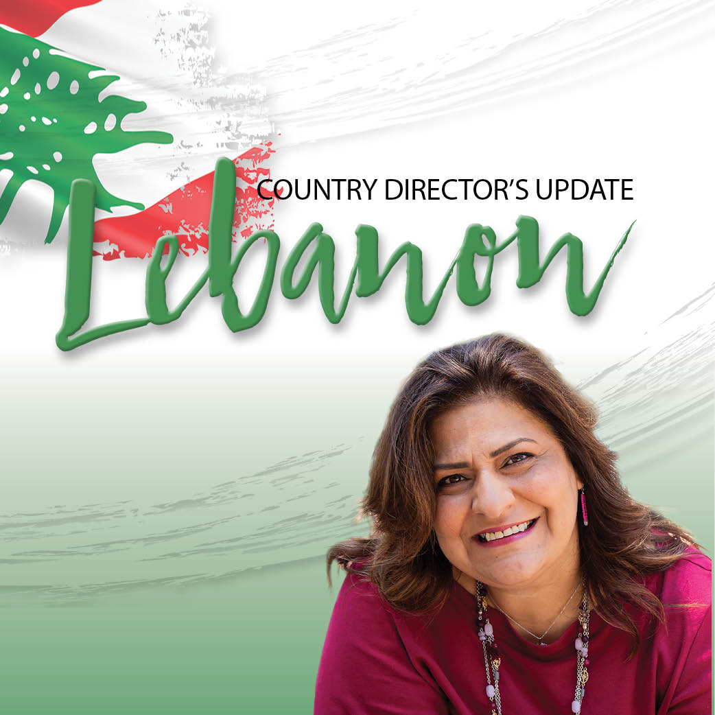 Country Directors' Update: Planting Living Hope in Lebanon!